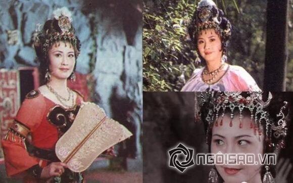 sao Hoa ngữ, Vượng Phụng Hà, Tây du ký 1986, Thiết Phiến công chúa, Bà La Sát