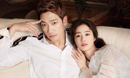 chuyện làng sao,nữ diễn viên kim tae hee,Kim Tae Hee và Bi Rain kết hôn,Kim Tae Hee và Bi Rain, sao Hàn