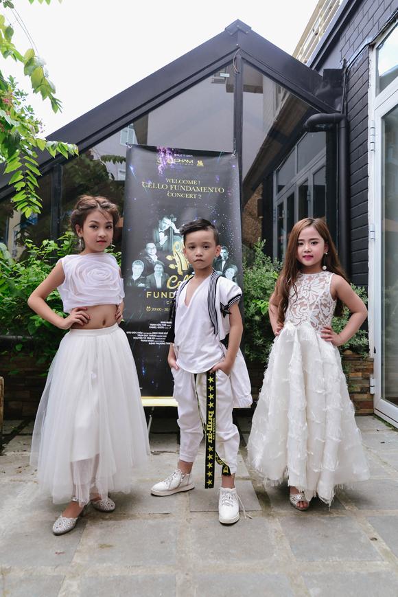 Prince and Princess International 2017, Nhạc thính phòng, CELLO Fundamento Concert 2