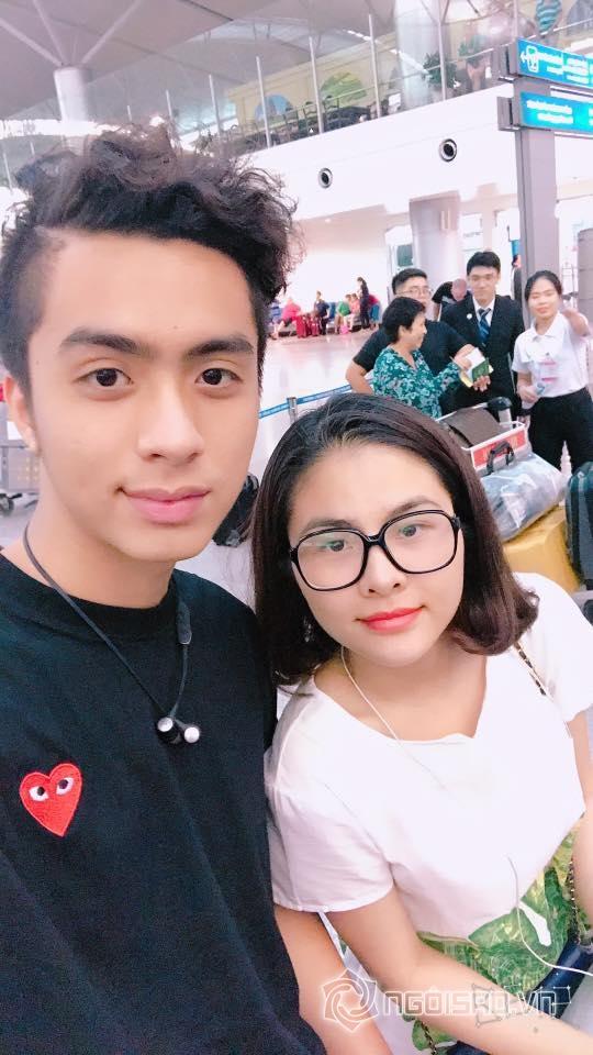 Vân Trang, em trai Vân Trang , diễn viên Vân Trang