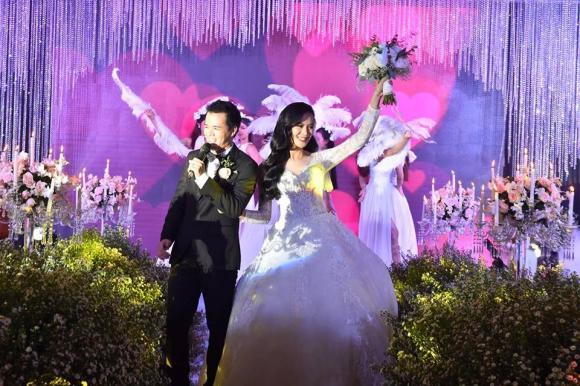 sao việt, sang lê, chồng đại gia sang lê, đám cưới 10 tỷ, sang lê có bầu,chuyện làng sao