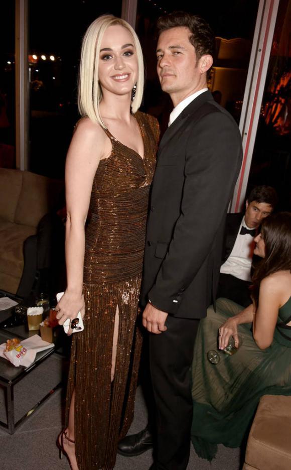 chuyện làng sao,sao Hollywood,nữ ca sĩ Katy Perry,nam diễn viên Orlando Bloom.,Katy Perry hẹn hò Orlando Bloom