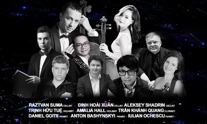 Đinh Hoài Xuân, CELLO Fundamento concert 2, Hòa nhạc thính phòng