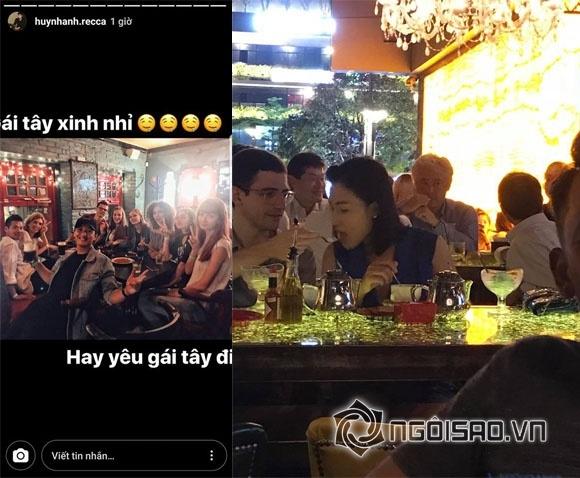 Huỳnh Anh, Hoàng Oanh, diễn viên Huỳnh Anh, Á hậu Hoàng Oanh,chuyện làng sao,sao Việt