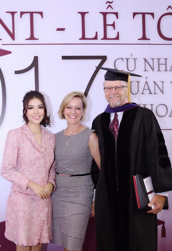 Trương Mi Ngọc, Diễn viên Trương Mi Ngọc, Đại sứ đại học Troy Hoa Kỳ, Sao Việt