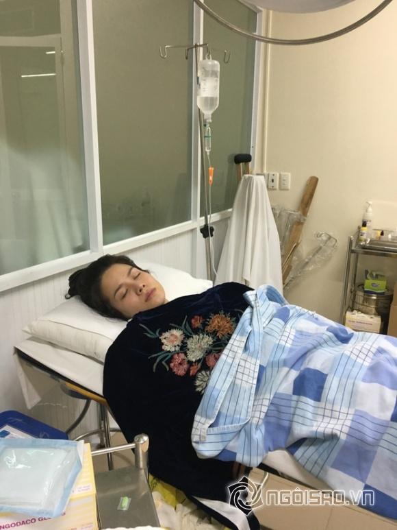 Nhật Kim Anh, ca sĩ Nhật Kim Anh, Nhật Kim Anh nhập viện, Nhật Kim Anh cấp cứu,chuyện làng sao,sao Việt