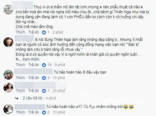 Thiên Nga, Tú Hảo, Thúy Vi, Thiên Nga The Face, hot girl cà mau