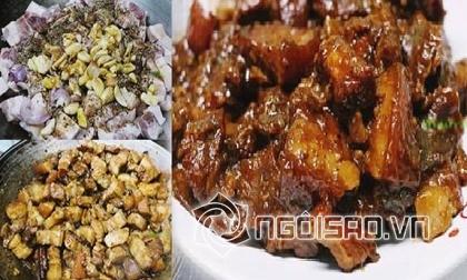 Công thức làm món abnhs cuộn thịt độc lạ, bánh cuộn thịt, món ngon mỗi ngày