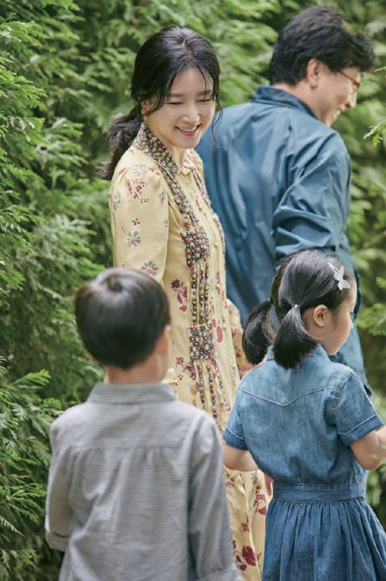 chuyện làng sao,vẻ đẹp của Lee Young Ae,Lee Young Ae đẹp tựa nữ thần,nhà của  Lee Young Ae, cặp sinh đôi nhà lee young ae, sao Hàn
