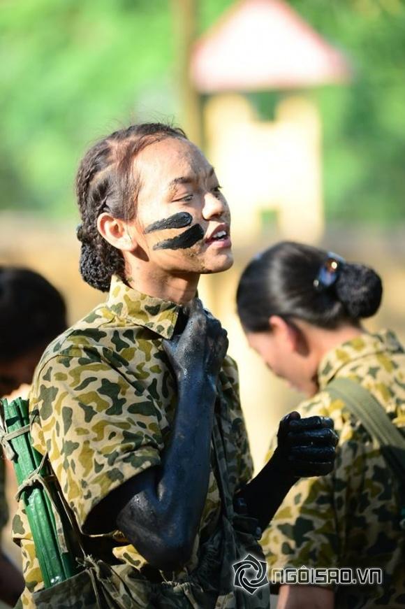 Mai Ngô, Mai Ngô The Face, người mẫu Mai Ngô, Mai Ngô để mặt mộc,chuyện làng sao,sao Việt