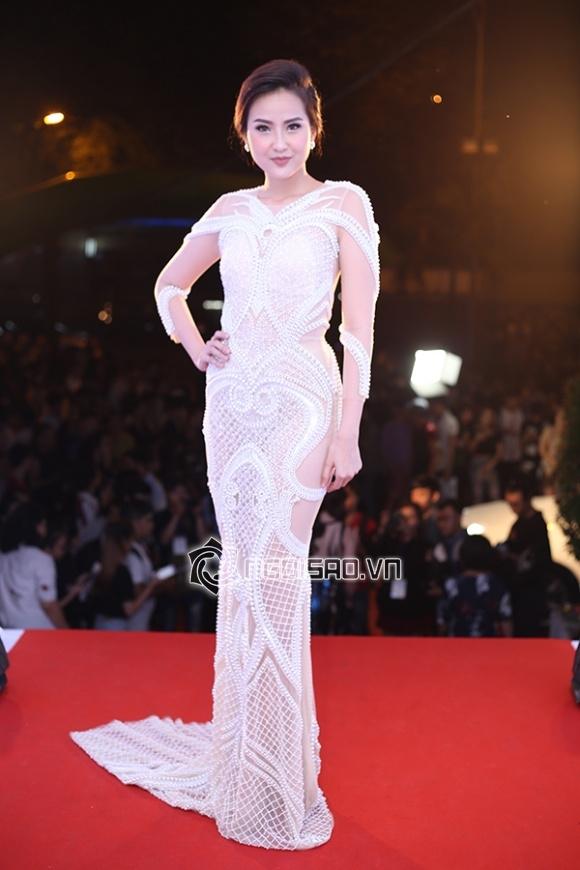 thời trang sao,sao Việt,Kỳ Duyên,The Face 2017