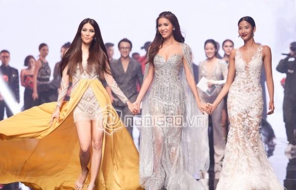thời trang,người mẫu,Lan Khuê,Tú Hảo