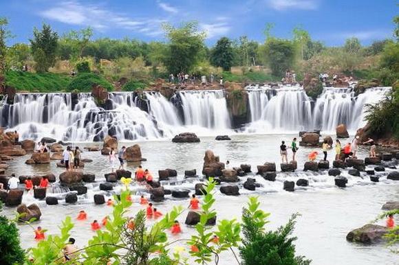 Địa điểm du lịch gần Sài Gòn, du lịch 2/9, địa điểm du lịch đẹp