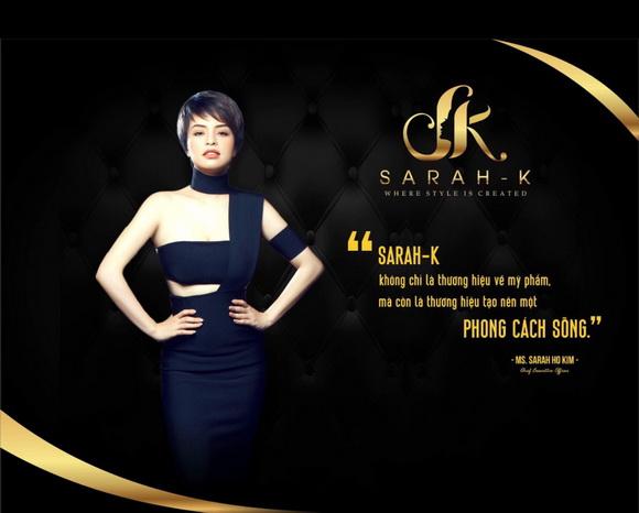 Hồ Kim, mỹ phẩm cao cấp, mỹ phẩm Sarah-K