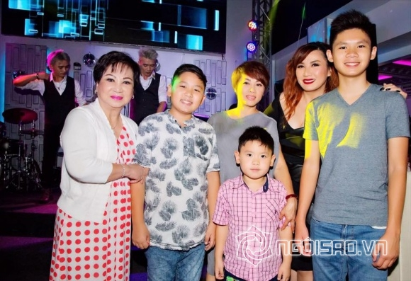 Bằng Kiều, vợ cũ Bằng Kiều, sinh nhật vợ cũ Bằng Kiều, Trizzie Phương Trinh