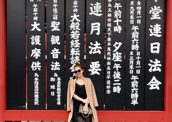 Jennifer Phạm, Hoa hậu Jennifer Phạm, Jennifer Phạm du lịch