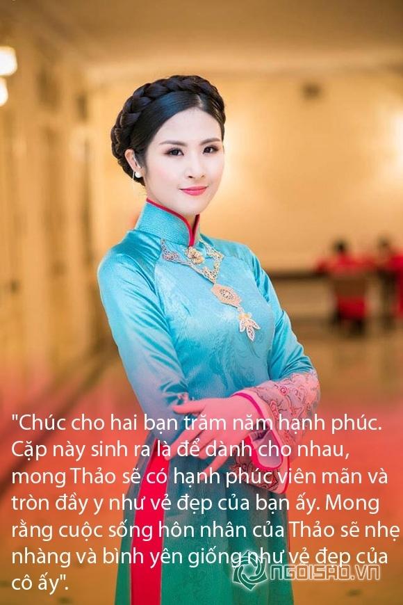 Hoa hậu Đặng Thu Thảo, Đặng Thu Thảo, Hoa hậu Đặng Thu Thảo kết hôn, Hoa hậu Đặng Thu Thảo đám cưới, sao Việt,chuyện làng sao