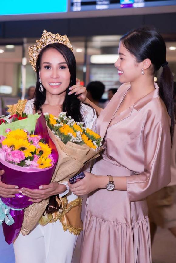sao việt, hoa hậu việt, nguyễn thị thành, Mrs Universe 2017, hoa hậu quý bà 2017,Hoa hậu