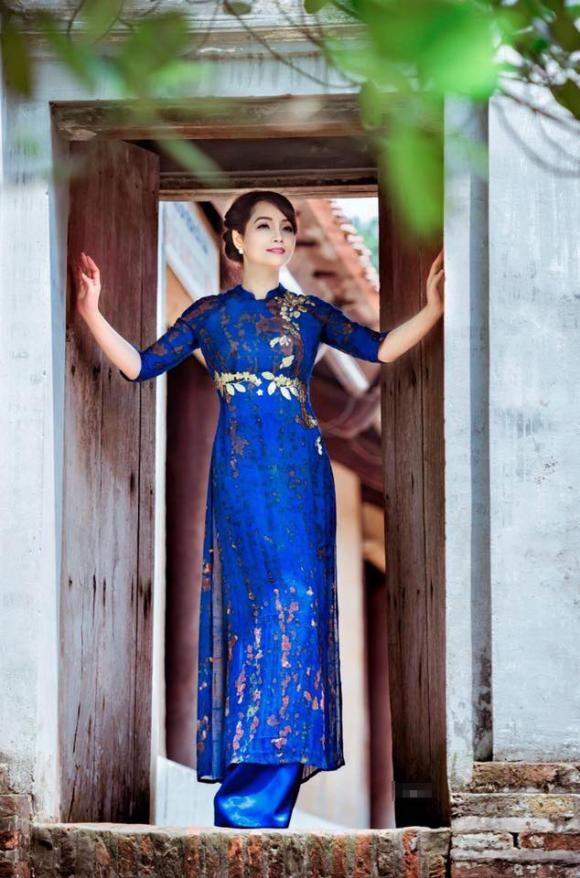 Mai Thu Huyền, diễn viên Mai Thu Huyền, Mai Thu Huyền áo dài,album ảnh sao,sao Việt