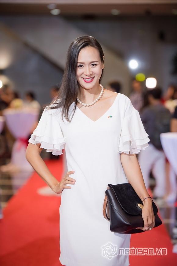 VTV Awards 2017,hoa hậu mỹ linh,diễn viên nhã phương,diễn viên đan lê,thời trang sao,sao Việt