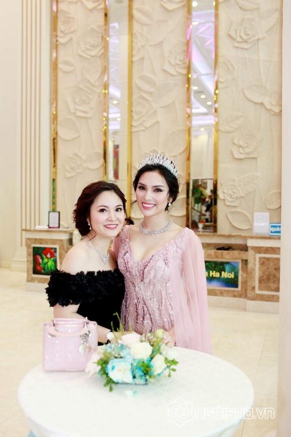 Kim Huyền Sâm, MC Huyền Sâm, nữ hoàng tài năng Huyền Sâm, sao việt