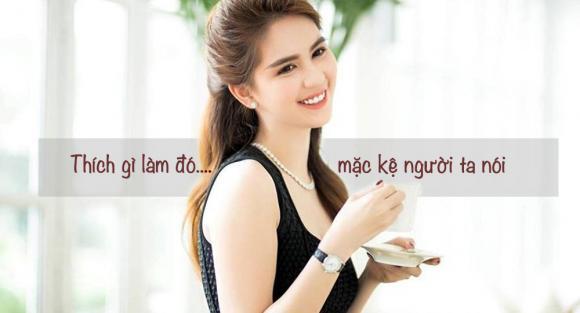 Vach tran nhung uu diem nhung de hai chu cua Ngoc Trinh, lieu ban co con no ghet bo?