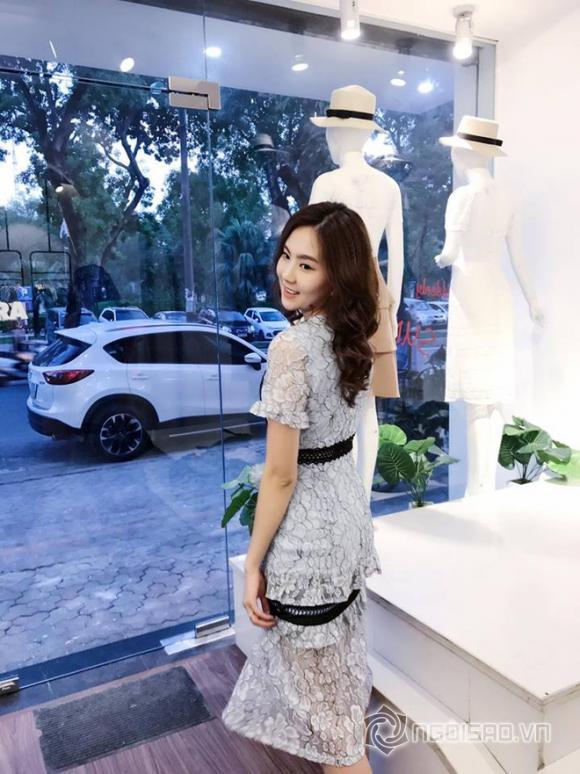 Mc mai ngọc,cô gái thời tiết mai ngọc,cuộc sống mc mai ngọc,chuyện làng sao,sao Việt