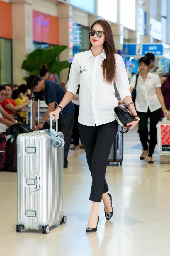 thời trang sao,sao Việt,Phạm Hương