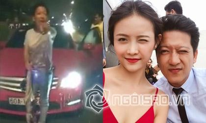 Trường Giang, scandal  Trường Giang,  Trường Giang tai nạn giao thông,chuyện làng sao,sao Việt