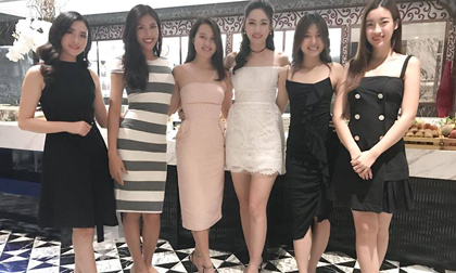 Hoa hậu,sao Việt,Hoàng Yến,Hoa hậu Hoàn vũ Việt Nam 2017,Phạm Hương