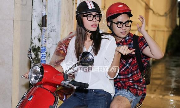 Chung Thanh Phong,show Chung Thanh Phong,sao Việt trên thảm đỏ