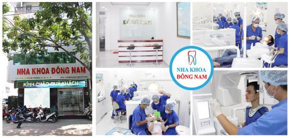 nha khoa uy tín, Nha khoa Đông Nam, Trồng răng, cấy ghép Implant