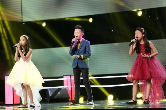 tin tức nhạc,nhạc Việt,Giọng hát Việt nhí tập 7, Ca sĩ Hương Tràm xin lỗi vì đã gây áp lực cho học trò