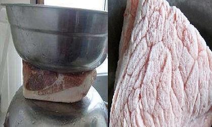 rã đông,thịt lợn, mẹo hay