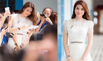 Hoa hậu phạm hương,hoa hậu hoàn vũ việt nam 2015,Seoul Fashion Week 2017,thời trang sao,sao Việt