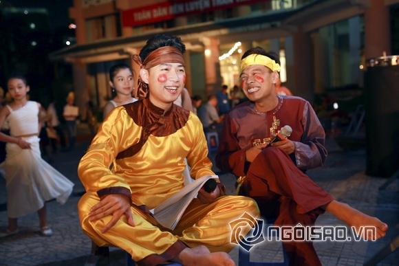 Diễn viên hài trung ruồi,diễn viên hài minh tít,trung ruồi minh tít,truyền hình,truyền hình Việt