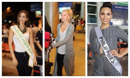 Hoa hậu,sao Việt,Á hậu Huyền My,Hoa hậu Hòa bình Quốc tế 2017