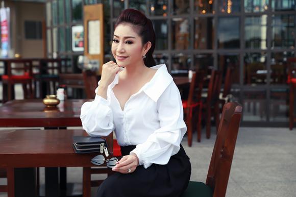album ảnh sao,sao Việt,Thoại Mỹ,NSƯT Thoại Mỹ