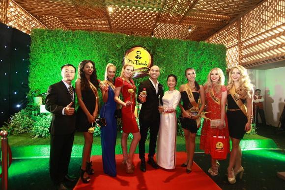 Miss Grand International, Á hậu Huyền My, Huyền My, sao Việt