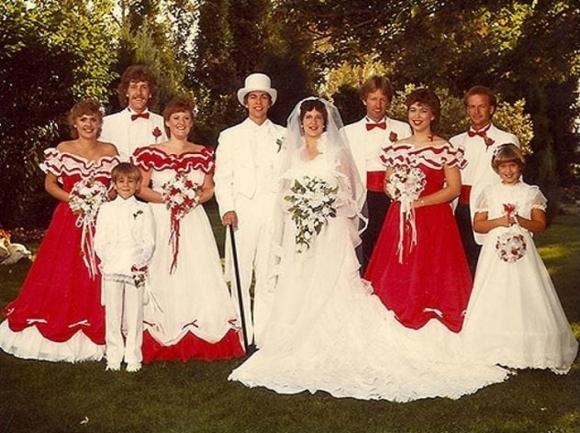 phù dâu, phù dâu bá đạo, cô dâu chìm nghỉm, ảnh cưới hài hước