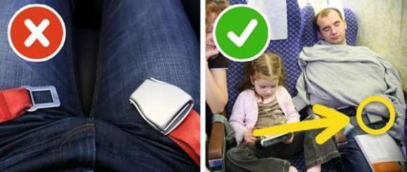 ngủ ngon khi đi máy bay, cách ngủ ngon khi đi máy bay, ngủ trên máy bay,tin tức,làm sao