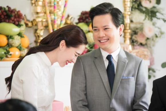 hoa hậu Đặng Thu Thảo, doanh nhân Trung Tín, đám cưới thu thảo, câu nói ngôn tình của chồng thu thảo, ngôn tình trong đám cưới,