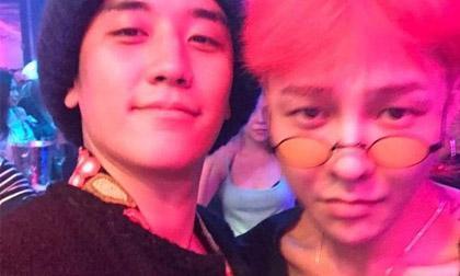 G-Dragon, G-Dragon và Lee Joo Yeon, sao hàn