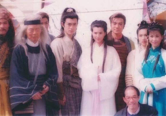 Thần điêu đại hiệp 1995, Cổ Thiên Lạc, Lý Nhược Đồng, ảnh hậu trường thần điêu đại hiệp,toàn cảnh phim,phim Hoa ngữ
