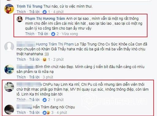 Hương Tràm, Chi Pu, ca sĩ Hương Tràm, hot girl Chi Pu