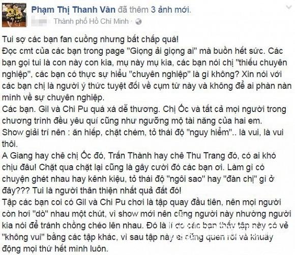 Chi Pu, sao Việt, Hương Tràm, MC Thùy Minh, Ốc Thanh Vân, Quang Vinh,chuyện làng sao,sao Việt