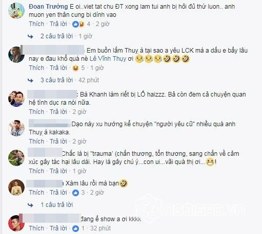 Vĩnh Thụy, Lâm Khánh Chi, Lâm Khánh Chi yêu Vĩnh Thụy,chuyện làng sao,sao Việt