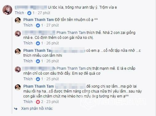 Tâm Tít, con trai Tâm Tít, con Tâm Tít, hot girl Tâm Tít