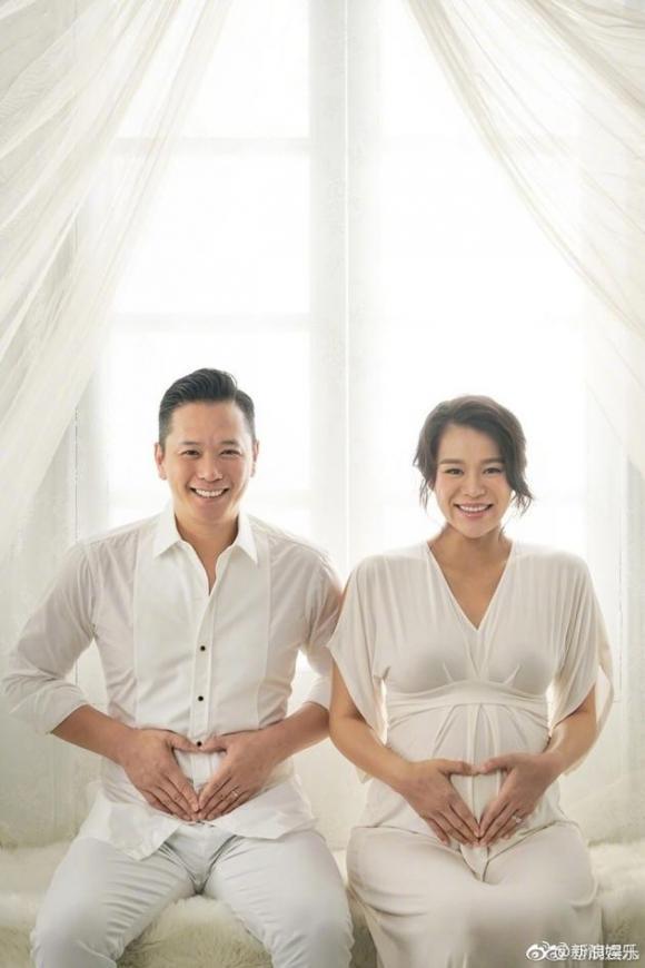 ,nữ diễn viên Hồ Hạnh Nhi,Hồ Hạnh Nhi và chồng, hồ hạnh nhi sinh con, hồ hạnh nhi lâm bồn, sao Hoa ngữ