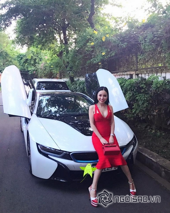 Hoa hậu Hạ My